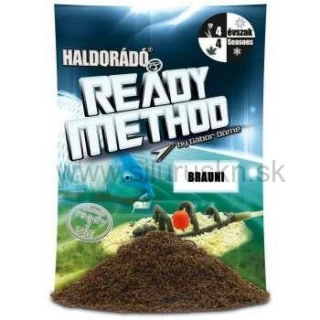 Krmivo HALDORADO Ready Method Brauny 800g