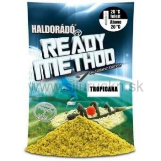 Krmivo HALDORADO Ready Method Tropicana 800g