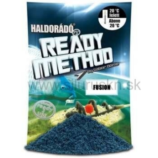 Krmivo HALDORADO Ready Method Fussion 800g