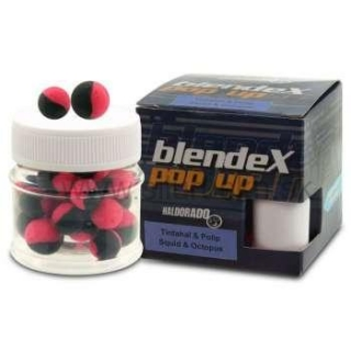 Haldorádó Boilies BlendeX PopUp Method 12-14mm squid-octopus 20g