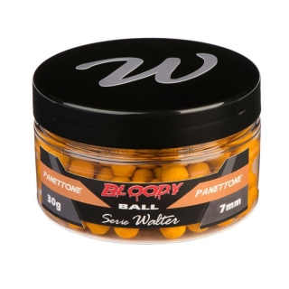 Boilies SERIA WALTER Bloody 7mm Panettone 30g