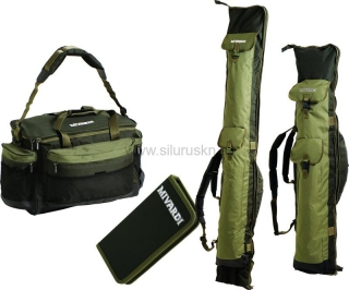 Set Tašiek Mivardi Carp luggage set - Premium 145cm