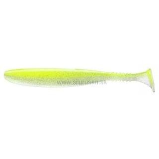 Gumenná nástraha Daiwa D´FIN 7,5cm 1ks UV lime perch