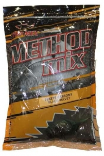 Krmivo TOP MIX Method Mix Čierny zamat 850g