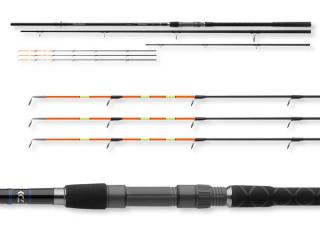 Prút TEAM DAIWA HEAVY FEEDER 3.90M -150G