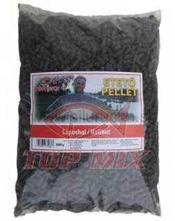 Pelety TOP MIX halibut 3kg