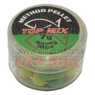 TOP MIX method pelety 8mm med 7g