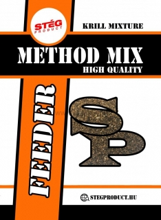 Krmivo Stég Product Method Mix Krill Mixture 800gr