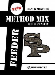 Krmivo Stég Product Method Mix Black Mixture 800gr