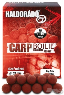 Haldorádó Carp Boilie Long Life 1kg 24mm Big Fish