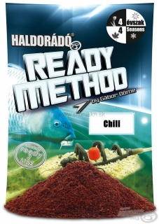 Krmivo HALDORADO Ready Method Chili 800g
