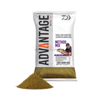 Krmivo DAIWA Advantage Method mix 1kg
