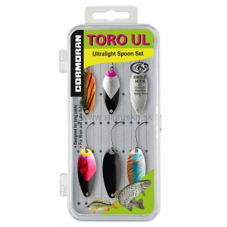 Set plandaviek Cormoran Toro UL Spoon Set 1