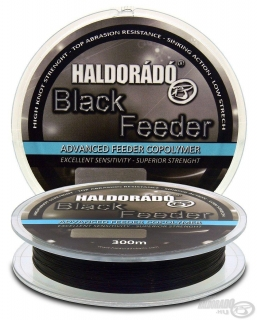 Vlasec Haldorádó Black feeder 0,18mm 300m