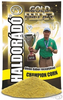 Krmivo HALDORADO Gold Feeder  Champion Corn 1kg