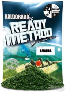 Krmivo HALDORADO Ready Method Amanda 800g