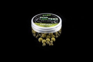 Boilies Stég Popters Smoke Ball 10mm Fantasy