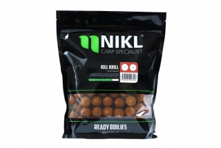 Ready boilies Karel Nikl Kill Krill 20mm 1kg