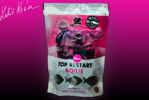 Boilies LK BAITS Top Restart 1kg 18mm Nutric Acid