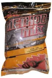 Krmivo TOP MIX Method Mix Jahoda + ryba 850g
