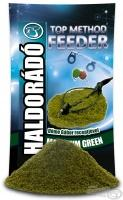 Krmivo HALDORADO Top Method Feeder Maximum green 800g
