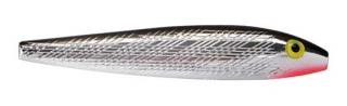 Wobler REBEL Jumpin Minnow T2001S Silver/Black