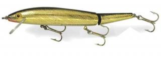 Wobler REBEL Jointed Minnow J20S02 Gold/Black
