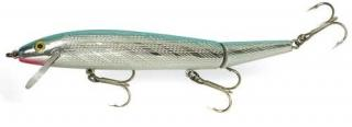 Wobler REBEL Jointed Minnow J20S03 Silver/Blue