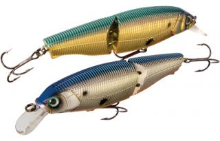 Wobler YO-ZURI Sashimi Jointed FW100SP CMTS (R969-CMTS)