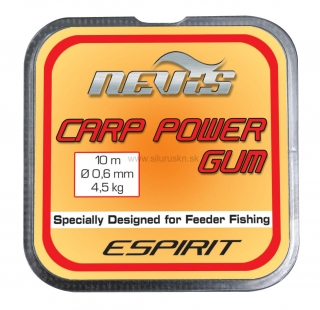 Power guma NEVIS 0,60mm/4,5kg