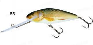 Wobler Salmo Perch 12SDR RR