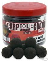 Haldorádó Carp Boilie obalované Long Life 18mm Black Squid 70g