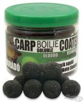 Haldorádó Carp Boilie obalované Soluble 18mm Black Squid 70g