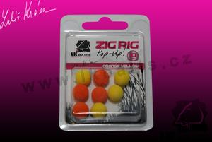 ZIG RIG Pop-Up 10mm - Orange/Yellow