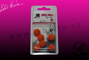 ZIG RIG Pop-Up 14 mm - Orange