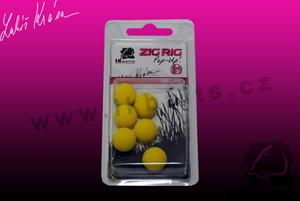 ZIG RIG Pop-Up 14 mm - Yellow