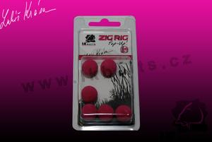 ZIG RIG Pop-Up 14 mm - Red