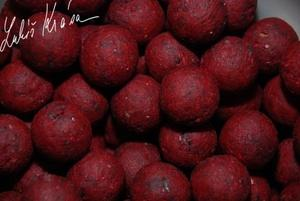 Boilies LK BAITS Euro Economic 5kg 18mm Korenistá kreveta