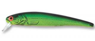 Wobler BOMBER Long A B14A Fire River Minnow