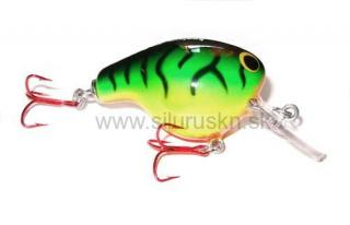 Wobler BAGLEY Fat Cat D Hot Tiger