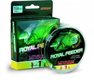 Vlasec MIVARDI Royal Feeder 200m 0,165mm (3,20kg)