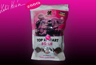 Boilies LK BAITS Top Restart 250g 18mm Caviar and Fruits