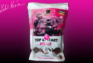 Boilies LK BAITS Top Restart 1kg 18mm Caviar and Fruits