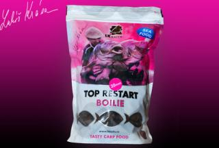 Boilies LK BAITS Top Restart 1kg 18mm Sea Food