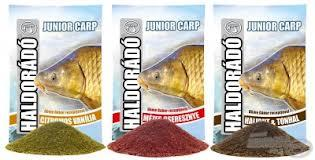 Krmivo HALDORADO Junior Halibut + Tuniak 1kg